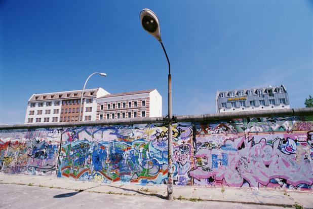 Deel van de Berlijnse Muur voortaan te zien in Sydney