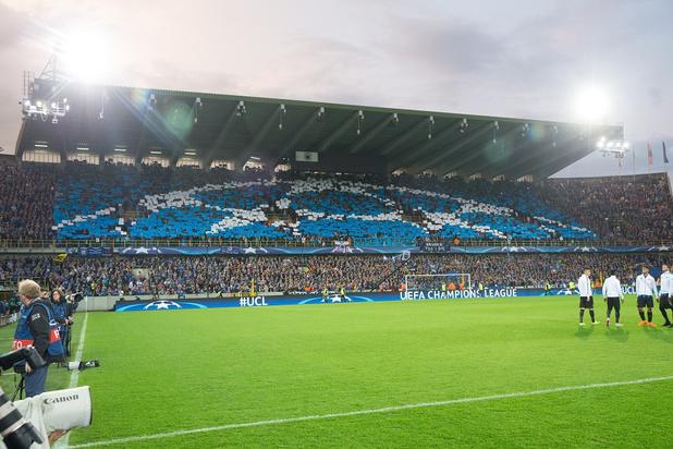 """Bruges-Manchester United considéré comme un match à """"très haut risque"""""""