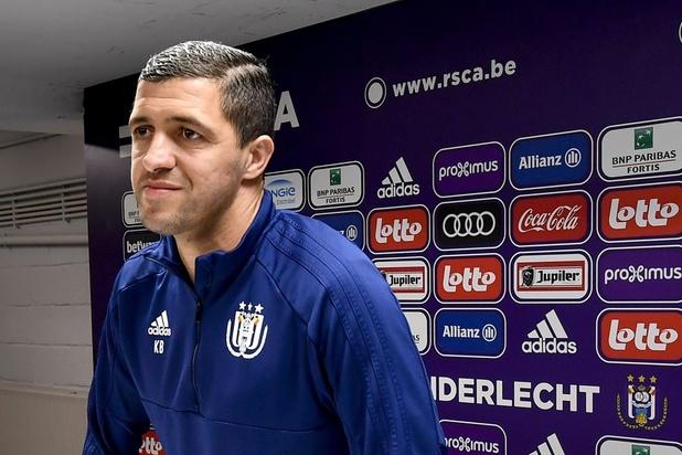 Belhocine wil Anderlecht-spelers nieuwe mentaliteit bijbrengen