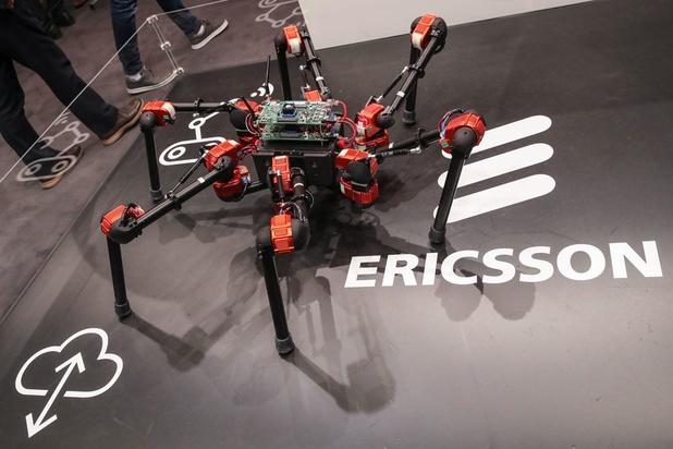 Rémi de Montgolfier (Ericsson Belux) over de impasse rond 5G: 'We wachten op de politiek'