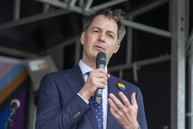 Premier De Croo roept op tot verdraagzaamheid: 'Iedereen in ons land is uniek'