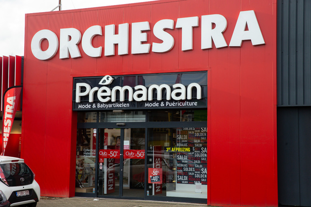 Orchestra-Prémaman annonce davantage de fermetures en Belgique