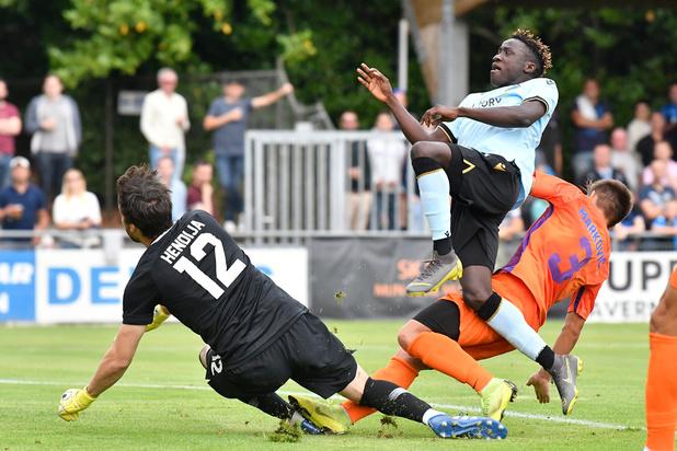Talent in de Jupiler Pro League: Club Brugge, Mouscron, Standard en Zulte Waregem