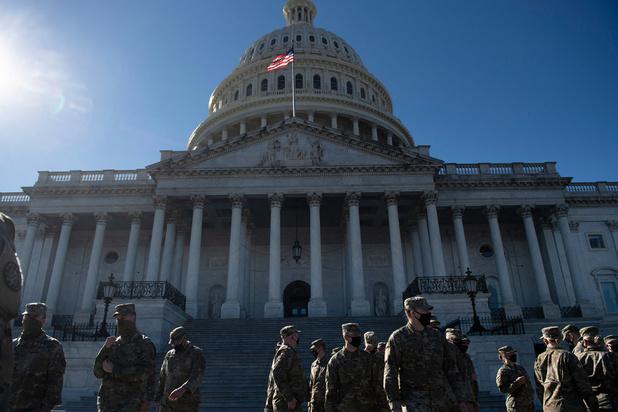 """La police alerte sur le """"projet d'une milice"""" d'attaquer le Capitole le 4 mars"""