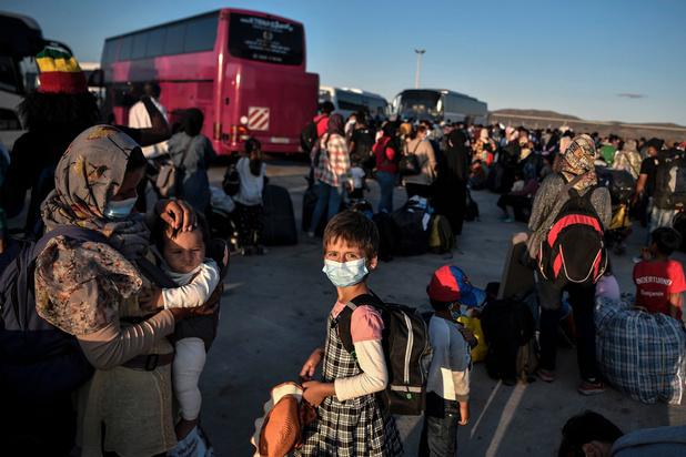 Grèce: une nouvelle barrière anti-migrants sera prête en avril