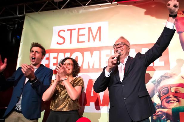 Hoe een onwennige PVDA het Vlaams Parlement betreedt