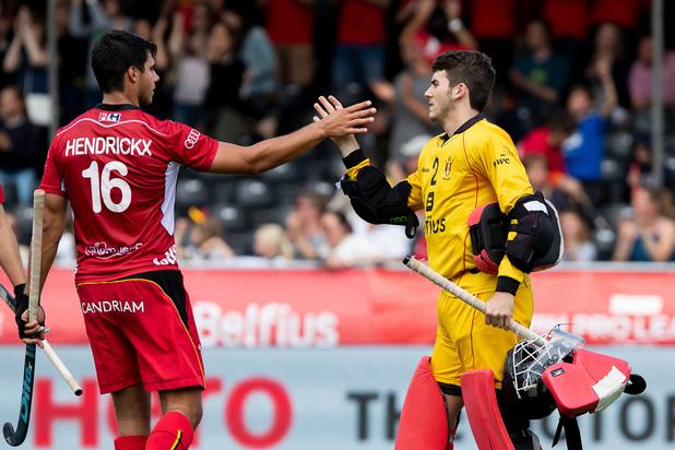 Hockey Pro League: Les Red Lions défient l'Australie ce soir à Anvers