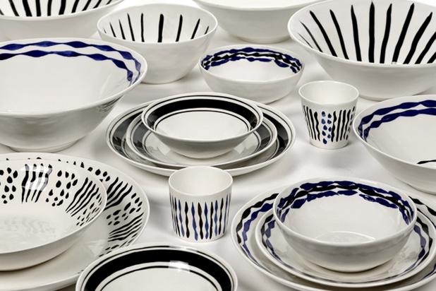 Gagnez un service en porcelaine de 30 pièces signé Isabelle de Borchgrave x Serax