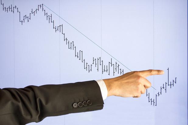 La confiance des investisseurs belges à un niveau historiquement bas