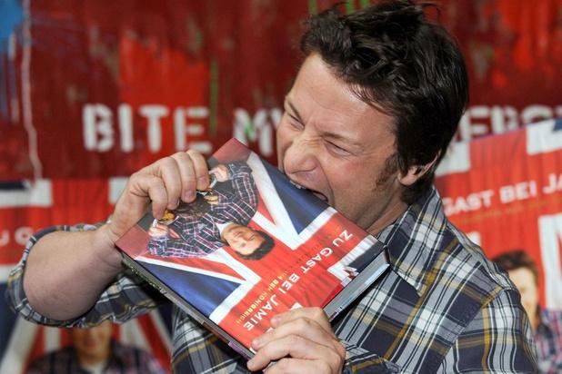 Chute de l'empire culinaire de Jamie Oliver: 1.300 emplois menacés