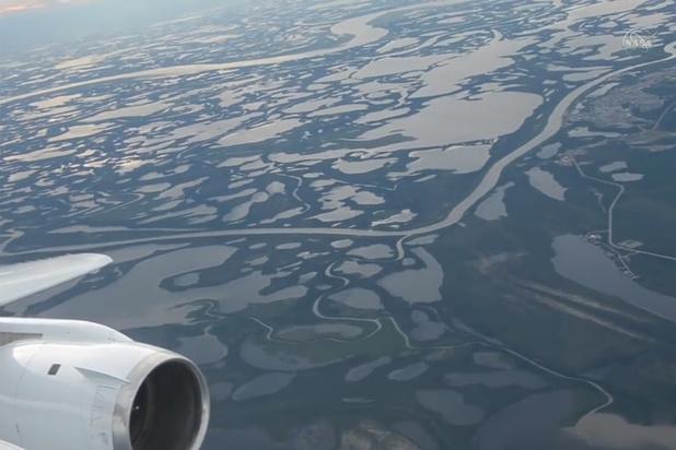 Le permafrost a commencé à fondre 70 ans plus tôt que prévu