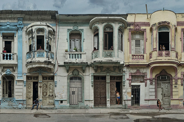 'Wim De Schamphelaere fotografeert de wereldbevolking op unieke wijze'