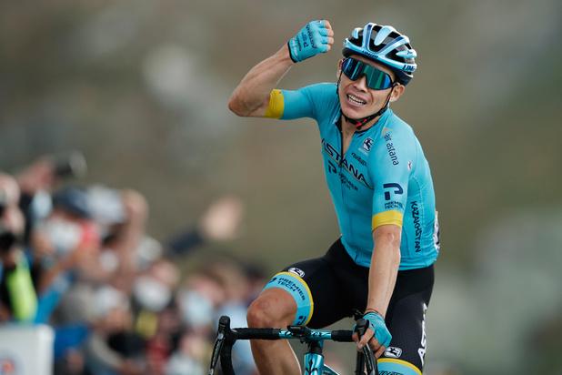 Tour de France : Miguel Angel Lopez remporte l'étape reine