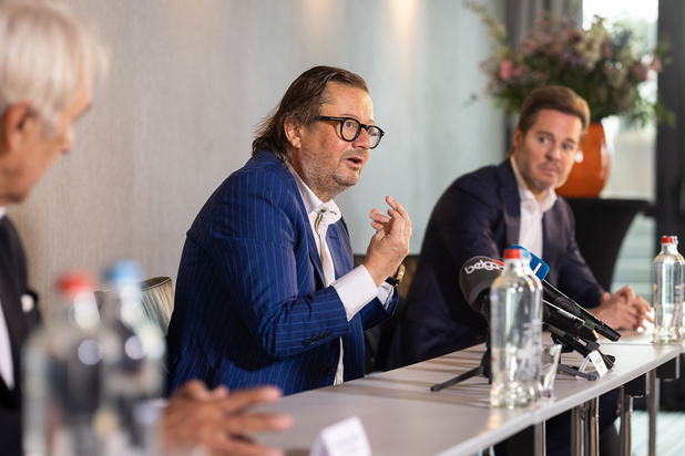 Marc Coucke en Bart Versluys kopen sterrenhotel 'La Réserve' in Knokke (video)