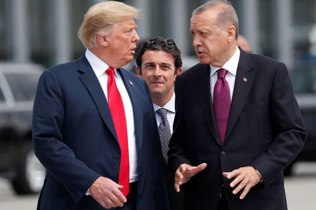 """Les Etats-Unis prêts à sanctionner """"très fortement"""" la Turquie"""