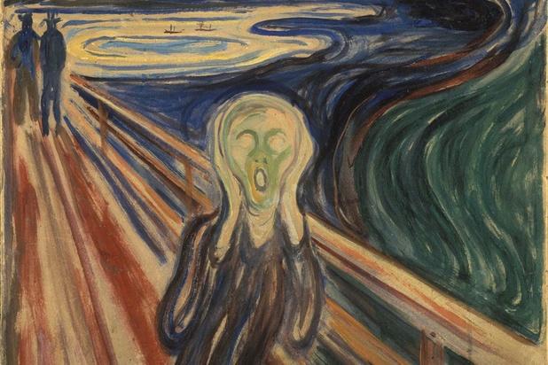 Le message caché d'Edvard Munch sur sa peinture Le Cri