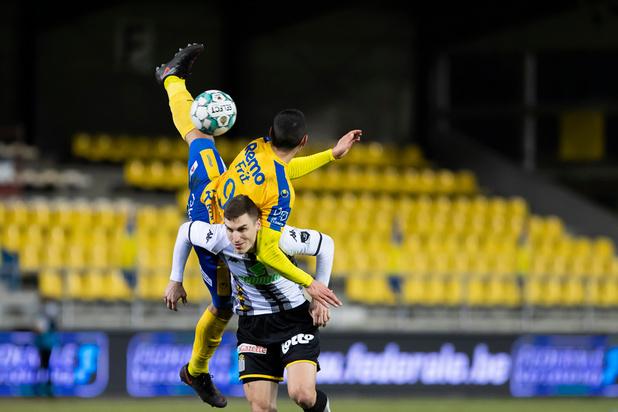 Charleroi sauve un point de justesse à Waasland-Beveren et reste 9e