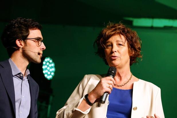 Petra De Sutter (Groen): 'Zonder groene omslag is Vlaanderen binnen tien jaar irrelevant'