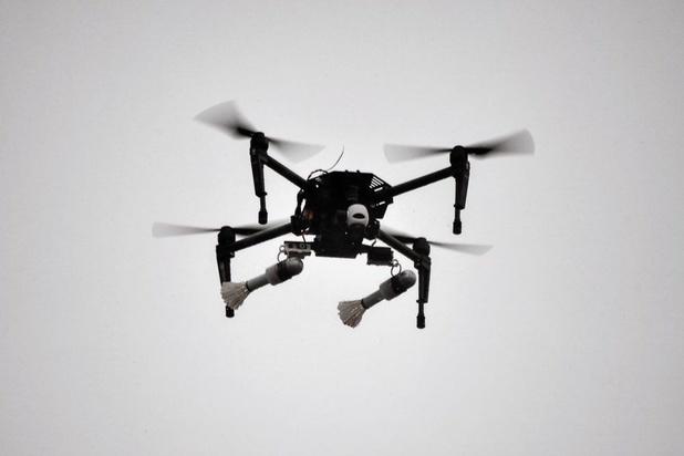 'De komende jaren zullen we bij het onschadelijk maken van drones achter de feiten blijven aanlopen'