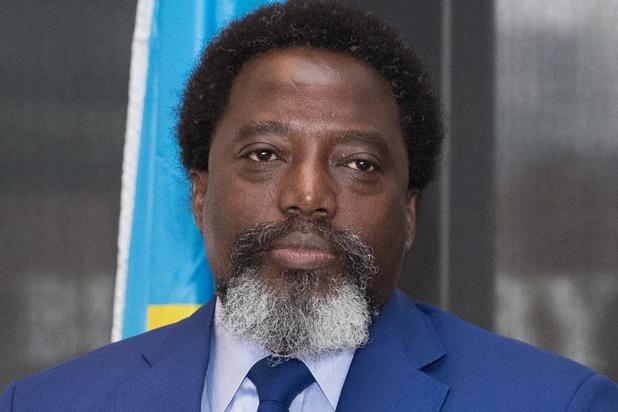 L'ex-président Kabila fait un bref et symbolique retour politique