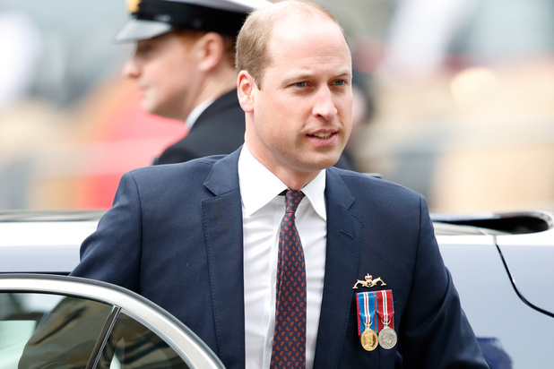 GB: Le prince William se rendra en Irlande en mars