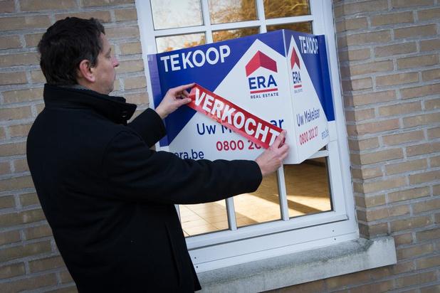 Ook zonder afschaffen woonbonus drukste jaar ooit op Belgische vastgoedmarkt