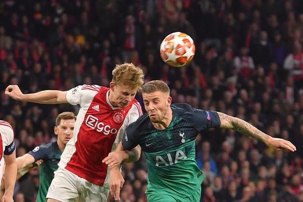 """Alderweireld: """"Tottenham en voulait plus"""" (vidéo)"""
