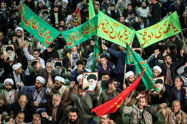 Doodstraf van drie Iraanse betogers herzien