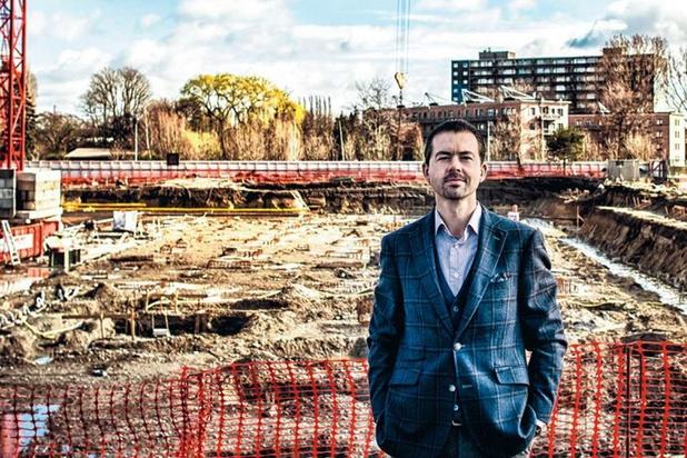 Rikkert Leeman (topman Alides) waarschuwt voor oververhitting Oost-Vlaamse woningmarkt