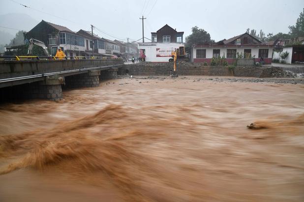 Le typhon Lekima tue 43 personnes en Chine