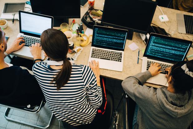 On dit que les femmes ne savent pas coder, mais, c'est faux !
