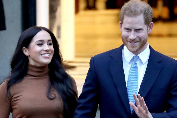 Le prince Harry et Meghan, invités vedettes de la banque JPMorgan