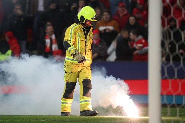 La défaite par forfait semble inéluctable pour Anderlecht