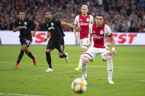 Porto vliegt uit Champions League, Ajax redt het net