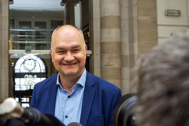 Groen-kandidaat-voorzitter Björn Rzoska: 'We moeten mensen niet culpabiliseren'