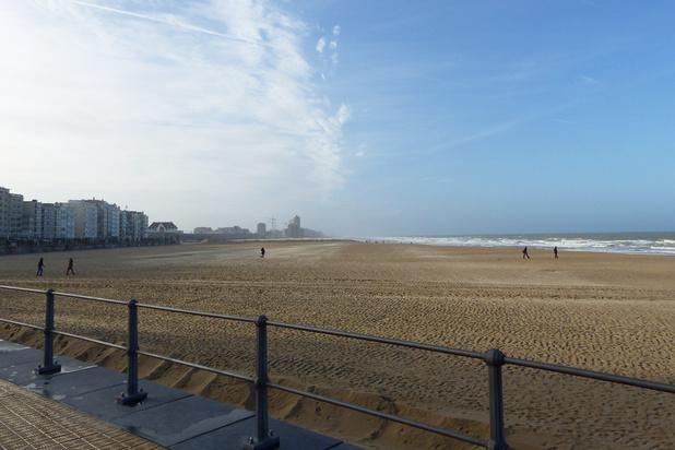 Promenade à Ostende, reine des plages, même en hiver