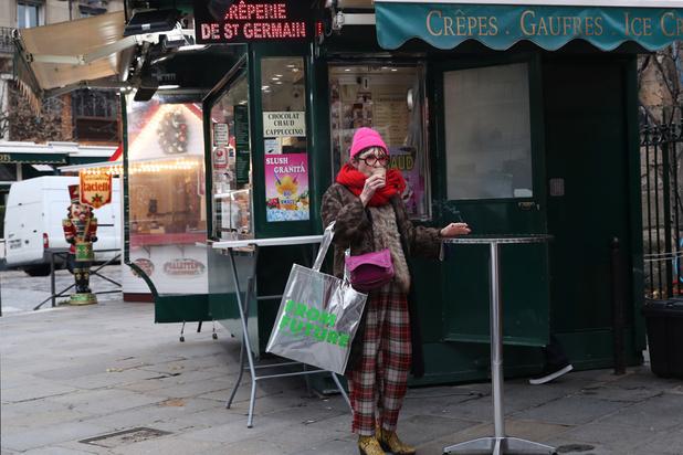 Paris: Du vin chaud pour faire oublier les terrasses