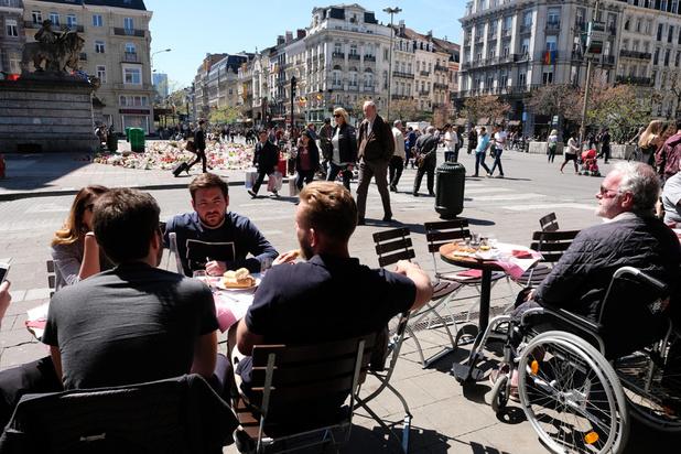La consommation d'alcool sera interdite sur le piétonnier à Bruxelles