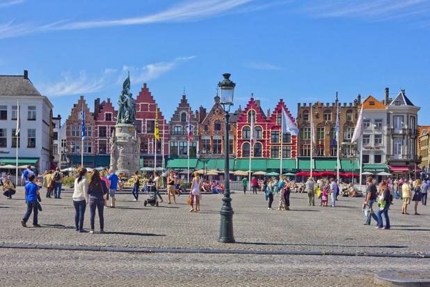 """""""Imagine Bruges"""", la campagne de la Venise du nord pour relancer son tourisme"""