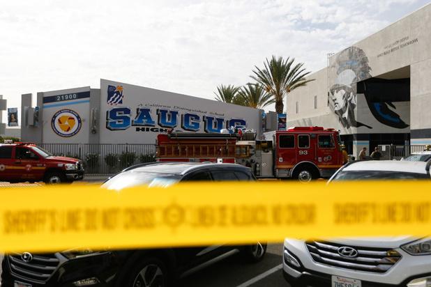 Nouvelle fusillade dans un lycée américain: deux élèves tués et trois blessés