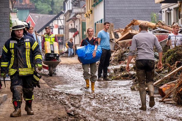 Noodweer treft nu Oost-Duitsland, Beieren en Oostenrijk