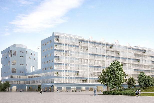 VRT zet samenwerking met architecten- en ingenieursteam rond nieuwbouw stop