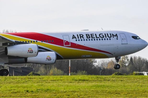 7,5 millions d'euros injectés dans Air Belgium
