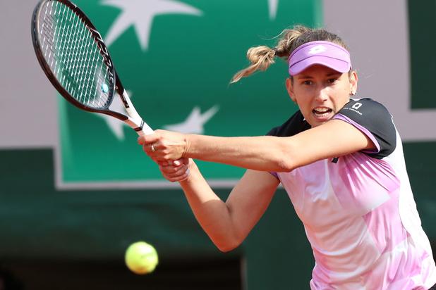 Roland Garros: Fin de parcours pour Elise Mertens