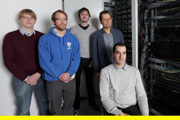 Un prix prestigieux pour la technologie de l'UCLouvain qui équipe 800 millions d'iPhones