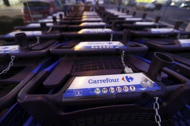 Carrefour ziet marktaandeel in België toenemen
