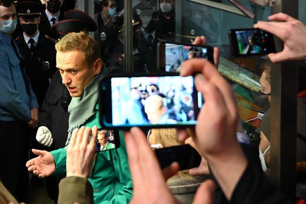 Navalny: l'obsession du pouvoir russe