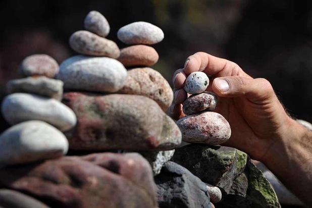 Stone Stacking: l'art très particulier d'empiler des pierres (en images)