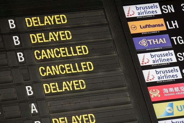 Skeyes: Brussels Airport demande une astreinte de 50.000 euros par vol touché
