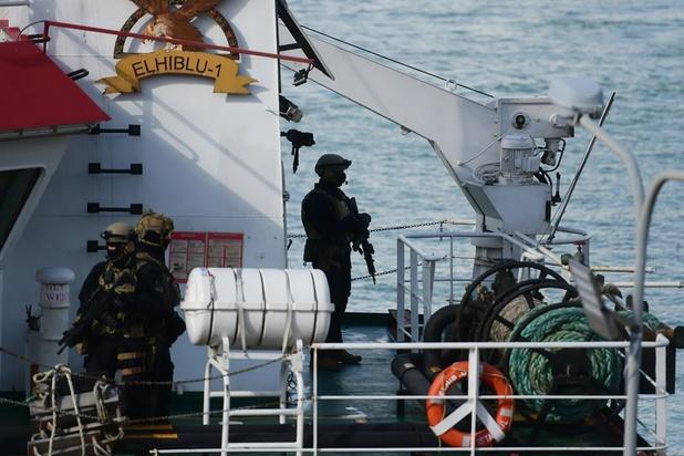 Maltese autoriteiten beëindigen kaping schip door migranten op Middellandse Zee